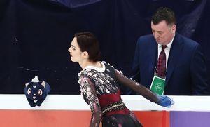 Орсер: «Если бы не форс-мажор с коньком, то Медведева с легкостью отобралась бы на ЧЕ»