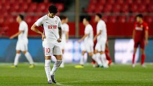 Бывшая команда Витселя, Пато и Каннаваро снялась с чемпионата. В Китае клубы мрут один за другим