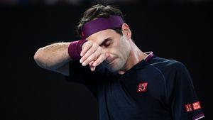 Федерер перенес операцию на колене и пропустит Ролан Гаррос