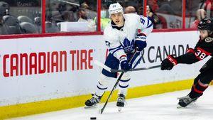Еще одна неудача героя Олимпиады в НХЛ. Гусев разочаровал в «Торонто» и теперь должен вернуться в Россию