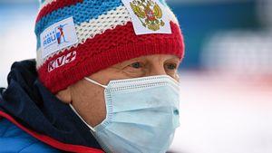 Главный тренер сборной России по биатлону Польховский заразился коронавирусом