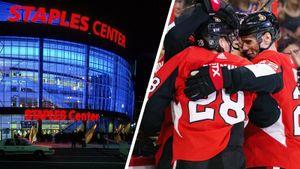 Рассадник коронавируса. Американцы считают, что игроки НХЛ подхватили инфекцию наарене вЛос-Анджелесе