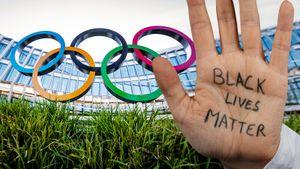 Олимпийский комитет запретил любые акции в поддержку Black Lives Matter. США молчит, но бунт будет