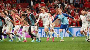Обидчик команды Черчесова спокойно пройдет в четвертьфинал Евро. Прогноз на матч Уэльс— Дания