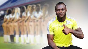 «Хочу сняться в порно с 20 татарками». Откровенное признание африканского футболиста Фримпонга