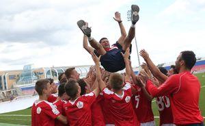 Сборная Москвы выиграла чемпионат России среди юношей