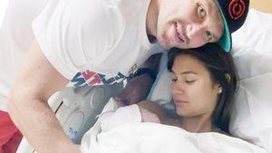 Жена Овечкина сообщила рост и вес новорожденного сына