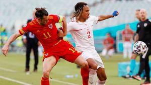 Уэльс и Швейцария сыграли вничью на чемпионате Европы