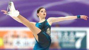Белорусская фигуристка Сафонова исключена из числа участников чемпионата мира