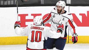 38-летний ветеран не забивал в регулярках НХЛ почти 200 матчей. Его прорвало после промаха Овечкина