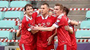 Команда Черчесова восстанавливает свою репутацию после разгрома на старте Евро-2020. Россия— Финляндия. LIVE!