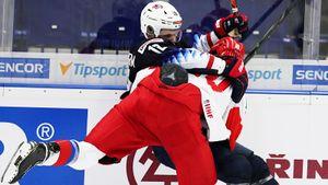 «США против России— это настоящая война». Что говорили хоккеисты после матча МЧМ