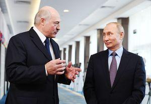 Лукашенко пригласил Путина наЕвропейские игры