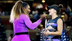 Серена Уильямс проиграла 4-й подряд финал на «Шлемах». На этот раз 19-летней Бьянке Андрееску