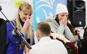 После этого видео со встречи российских олимпийцев вы не сдержите слез