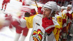 «Йокерит» нанес поражение «Сибири» и поднялся на 1-е место в Западной конференции КХЛ