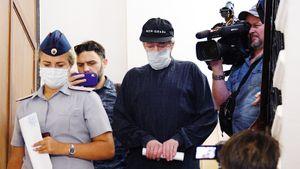 Отказавшийся признать вину в смертельном ДТП Ефремов упомянул «Спартак» в ответ на обвинения в «подхрюкивании»