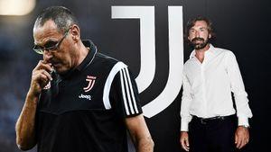 Пирло — новый главный тренер «Ювентуса»! А Сарри не простили провал в Лиге чемпионов