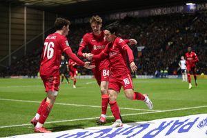 «Ливерпуль» и «Тоттенхэм» вышли в четвертьфинал Кубка лиги