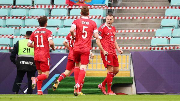 Россия обыграла Словению, одержав вторую победу подряд в отборе на ЧМ-2022. Как это было