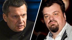 Соловьев отказался отбаттла сУткиным: «Янедискутирую сбольными людьми»