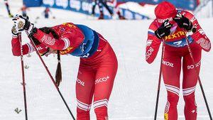 У сборной России по лыжам большие проблемы: ковид, болезнь, травма. Женская команда осталась без трех лидеров