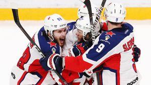 ЦСКА назван самым популярным хоккейным клубом России по итогам опроса ВЦИОМ