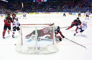 Канада спаслась вконцовке четвертьфинала, одолела Швейцарию ивышла вполуфинал ЧМ-2019