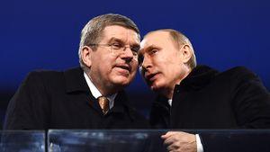 Россию обвиняют вподделке данных Московской лаборатории. Поездка наОлимпиаду вТокио под вопросом