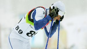 Олимпийский чемпион Веэрпалу стал изгоем. Президент Эстонии лишила его всех госнаград за участие в допинг-скандале