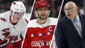 Что ждет Овечкина — дуэль с русским вундеркиндом или проверка бывшим тренером? Все пары 1-го раунда плей-офф НХЛ