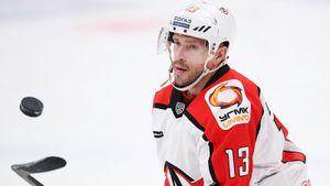 Дацюк будет готовиться к новому сезону КХЛ индивидуально