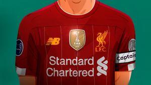 АПЛ разрешил «Ливерпулю» сыграть с эмблемой клубного ЧМ всего один раз. Причина — в размере
