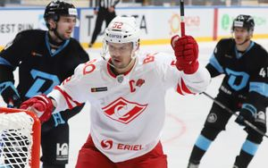 «Спартак» обыграл минское «Динамо», прервав 7-матчевую победную серию соперника в КХЛ