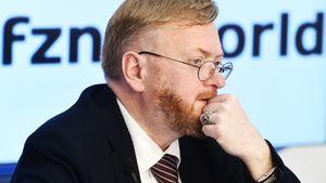 Милонов — о словах журналиста из США про блокаторы гормонов у русских фигуристок: «Старая проторенная дорожка»