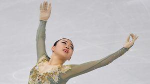 Главная соперница русских фигуристок Кихира сделала четверной на национальном чемпионате: видео
