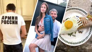 Овечкин приготовил фирменный завтрак для жены: видео ифото