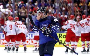 Первая сенсация хоккейного чемпионата мира. Датчане остановили самую мощную атаку турнира