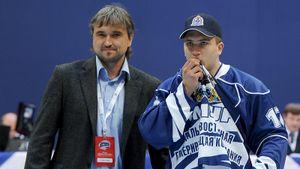 Бывший хоккеист Ишаев устроил пьяное ДТП в Москве. Его выбирали под вторым номером на драфте КХЛ