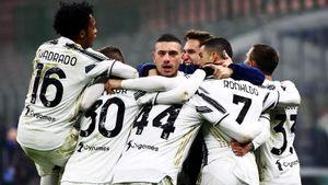 Первый матч выигран, Роналду на подъеме, Турин уверенно движется в финал Кубка. Прогноз на «Ювентус» — «Интер»