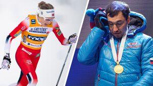 «Йохауг = допинг». Хейтеры 3 года атакуют соцсети Терезы, нодля спортсменов виноват только Логинов