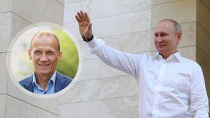 Экс-глава СБР Драчев поздравил Путина с днем рождения: «Вся Россия сегодня празднует этот день»