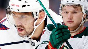Капризов уделает Овечкина, «Тампа» не возьмет третий Кубок Стэнли подряд. Лучшие ставки на новый сезон НХЛ