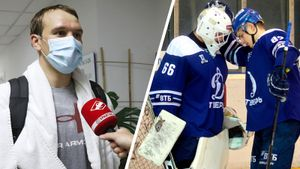 Коронавирус жестко атакует хоккей в России. В «Спартаке» 13 положительных тестов, в системе «Динамо» 22 заболевших