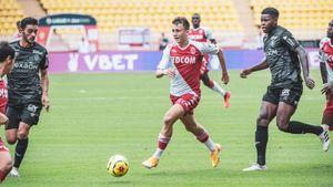 Голевой пас Головина помог «Монако» отыграться с 0:2 против «Реймса»