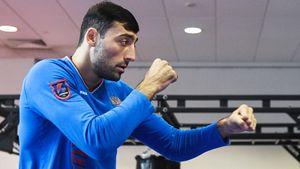 Боксер из России попался на хранении кокаина и сломал нос росгвардейцу. Он хотел выиграть Олимпиаду