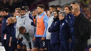 «Манчестер Сити» выбыл из Кубка английской лиги, уступив по пенальти «Вест Хэму»