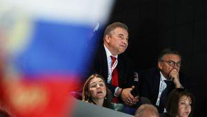 Фазель: «Бессмысленно наказывать Россию отсутствием флага. Это несправедливые санкции»