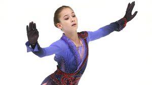 «Учу четверной сальхов, хочу соревноваться с Щербаковой». Интервью юной звездочки Тутберидзе Софьи Акатьевой