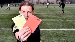 УЕФА принял историческое решение: главным арбитром матча за Суперкубок будет женщина